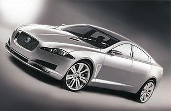 Фотографии концепта Jaguar просочились в прессу
