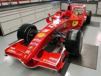 Ferrari анонсировала новый болид