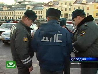 Инспектор ГАИ открыл огонь по виновнику ДТП