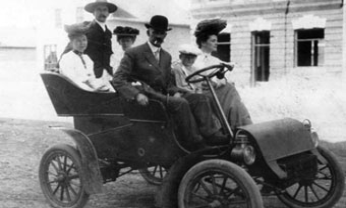 Самый старый Ford выставлен на продажу