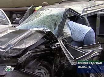Смертность на дорогах России сократилась на шесть процентов