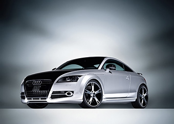 Abt представил 355-сильную версию Audi TT
