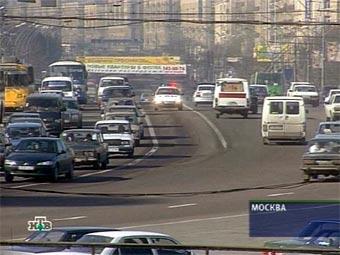 Автоматизированная система управления движением появится еще на двух столичных шоссе