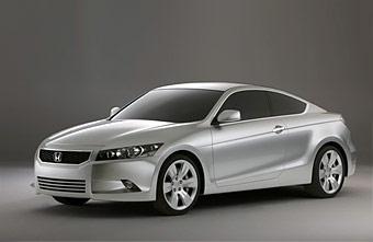 Honda показала прототип нового поколения Accord