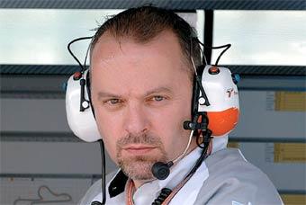 "Майк Гаскойн уйдет из ""Формулы-1"""
