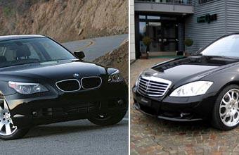 BMW обогнала Mercedes-Benz по продажам в России