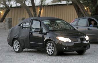 Suzuki SX4 получит версию с кузовом седан