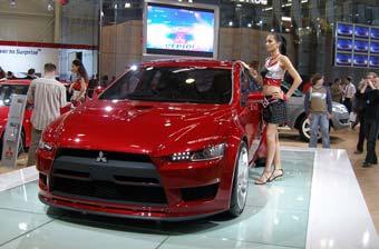 Mitsubishi ведет переговоры о строительстве завода в Петербурге