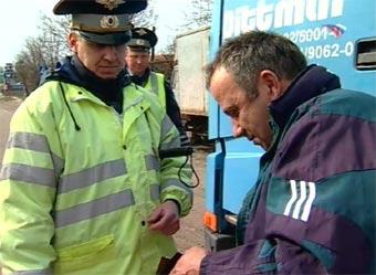 """Петербургские автомобилисты """"отметили"""" выходные избиением """"гаишников"""""""