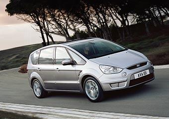 "Ford S-Max стал европейским ""Автомобилем года 2007"""