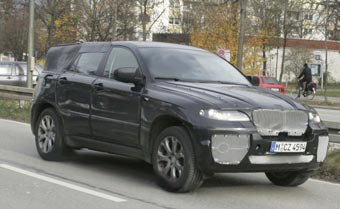 Компания BMW готовит новую полноприводную модель