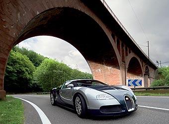 Porsche хочет сделать из Bugatti производителя сверхдорогих автомобилей