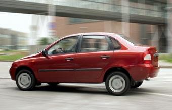 Производство Lada Kalina 1,4 начнется в июне 2007 года
