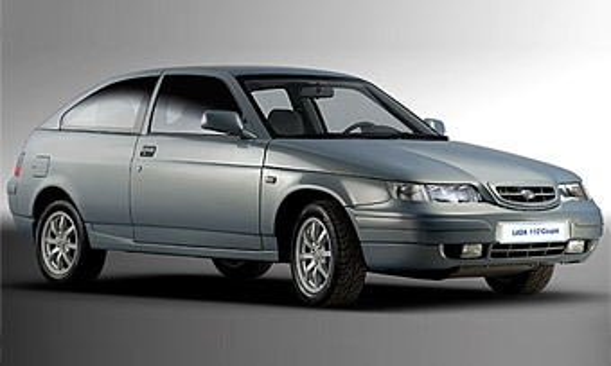 """В 2007 году """"АвтоВАЗ"""" выпустит 8000 купе Lada 112"""
