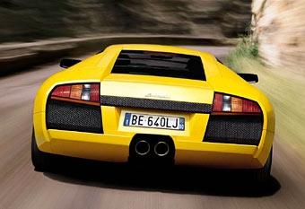 "Lamborghini Murcielago признали самым ""прожорливым"" автомобилем Америки"