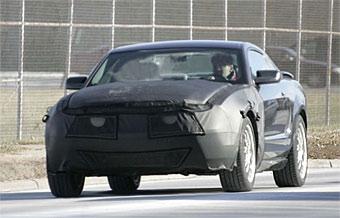 Ford Mustang обновится в следующем году