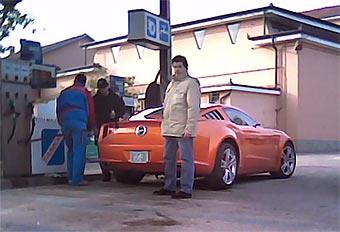 Итальянцы облагородили американский Ford Mustang