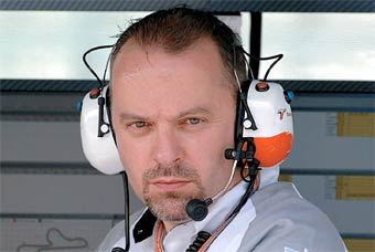 Гаскойн уходит из команды Toyota F1