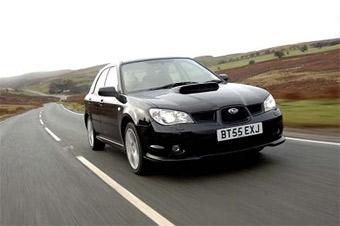 Новой Subaru Impreza WRX не будет