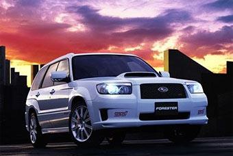 Subaru пополнит линейку STi новыми моделями