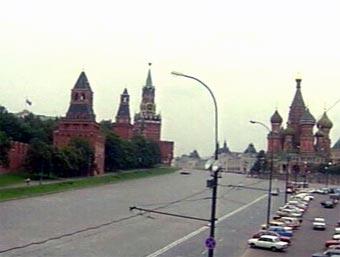 Центр Москвы закрыт для автотранспорта
