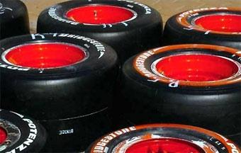 """Bridgestone предлагает ввести правило """"красной шины"""""""