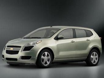 GM представила массовый водородомобиль