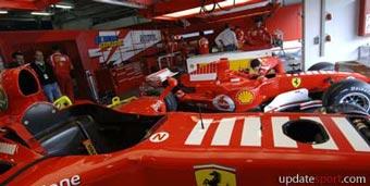 У Ferrari появился новый спонсор