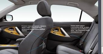 Toyota будет делать сидения для автомобилей в России