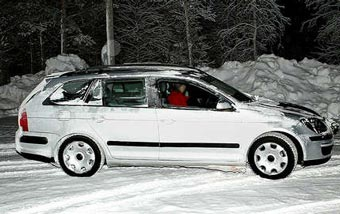 Volkswagen готовит новый Golf Variant