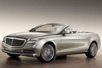Mercedes официально представил четырехдверный кабриолет