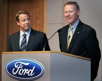 Глава Ford ушел в отставку
