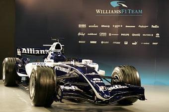 Williams лишился главного конструктора