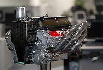 Toyota будет поставлять моторы Williams в течение трех лет