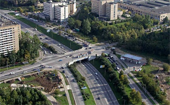 Мосфильмовскую улицу продлят до МКАД