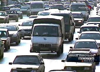 Москву избавят от 40 тысяч грузовиков