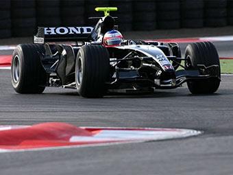 "Honda представила свой болид ""Формулы-1"""