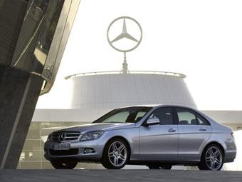 Новый Mercedes C-Class будет на 119 евро дороже старого