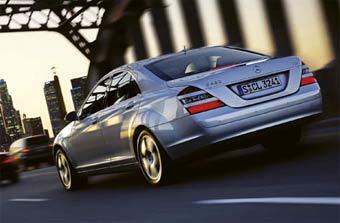 Mercedes S-Class получает дизельный V8