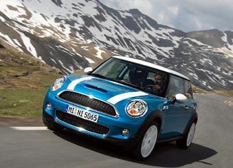 BMW представила новое поколение Mini