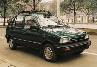 Большинство китайских машин ломаются в первые полгода