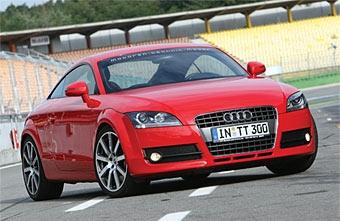 MTM построила 340-сильную версию купе Audi TT