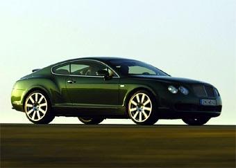 Специалисты ателье MTM построили самый быстрый Bentley