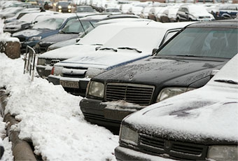 Зима в Москве наступит уже в пятницу