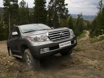 Toyota представила новое поколение Land Cruiser