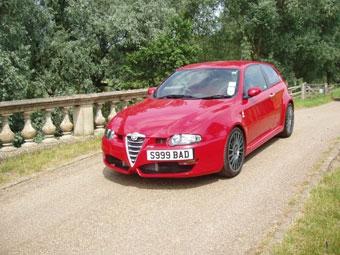 Autodelta разработала 422-сильную Alfa Romeo 147 GTA