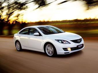 Новая Mazda6 появится в России в декабре