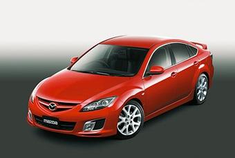"""В Токио Mazda покажет """"спортивную"""" версию Mazda6"""