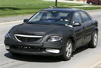 Новую Mazda6 покажут во Франкфурте