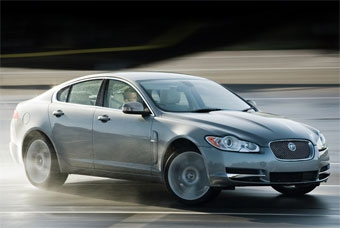 Jaguar представит во Франкфурте замену седану S-Type